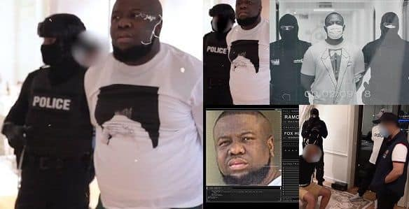 BREAKING NEWS: Dubai Police Revealed that Hushpuppi made Over $400m in 3 Years!