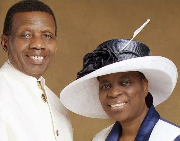 I will kill you – If you mess around with my wife – Pastor Adeboye warns (video)