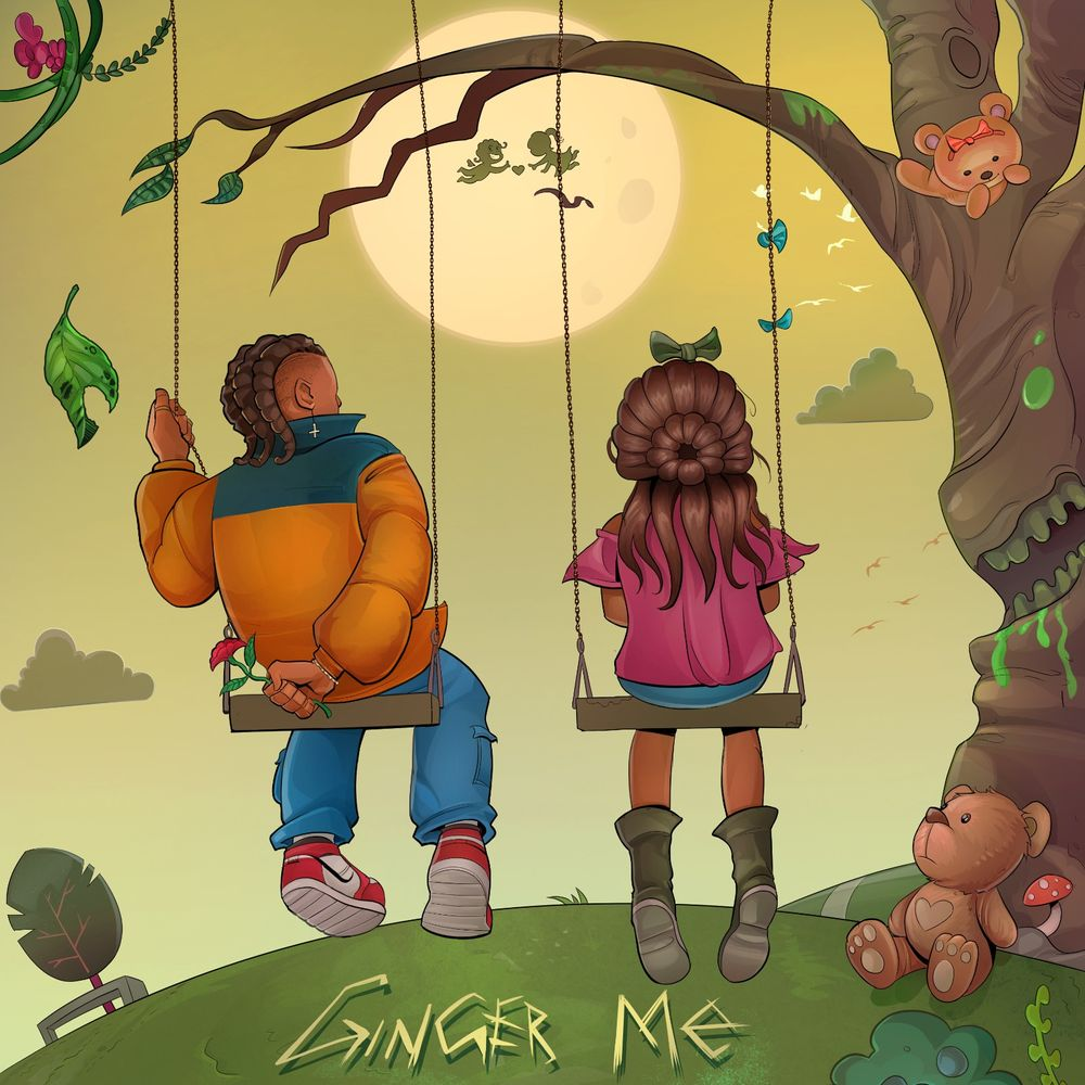LATEST MUSIC: Rema – Ginger Me [Download Mp3]