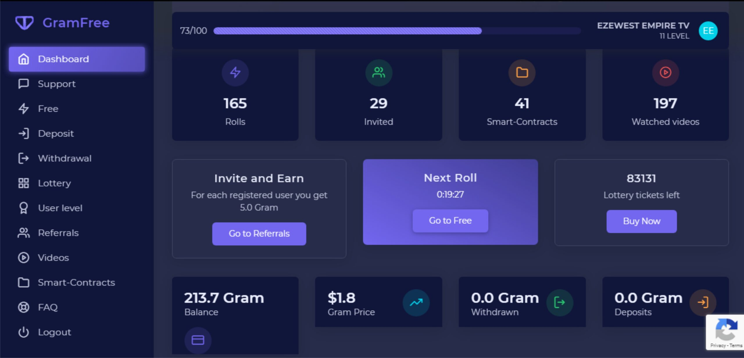 Stay Safe, Stay Home and Make $1,000 – Gramfree is Legit not Scam.