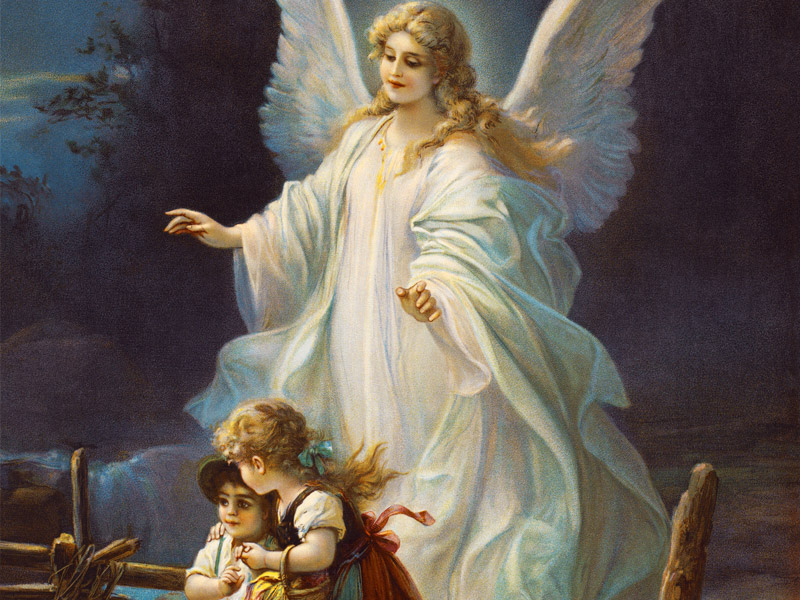 How to invoke your Guardian Angel.