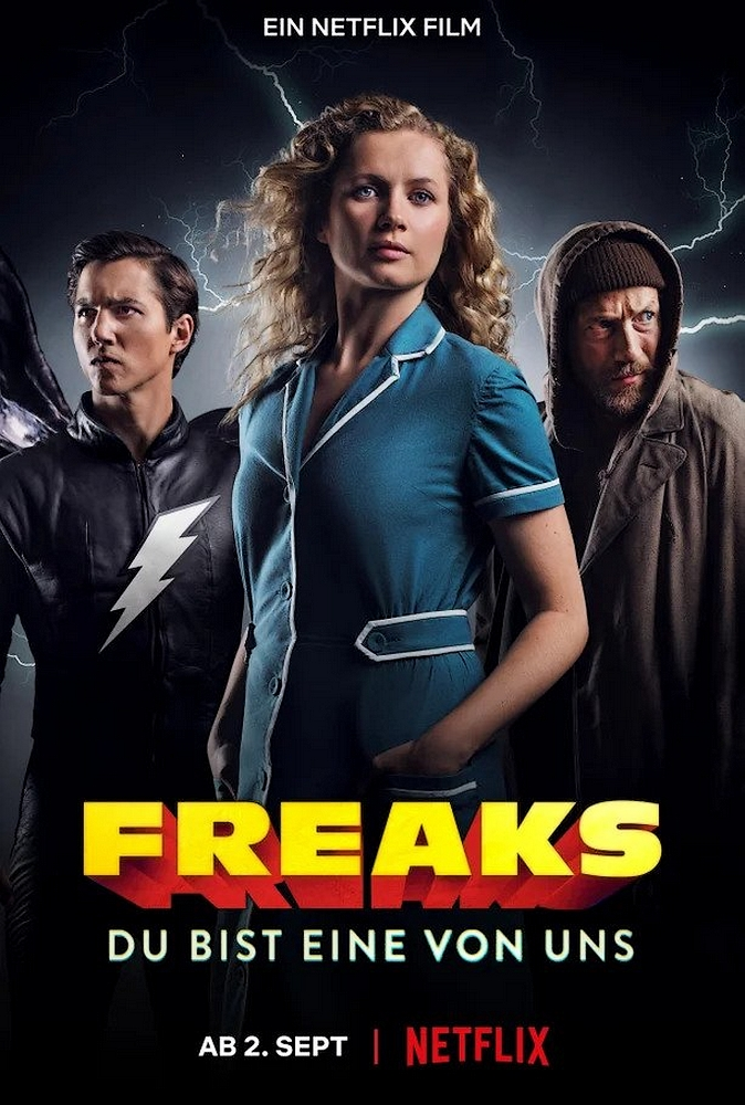 Freaks: You're One of Us [Download Mp4]