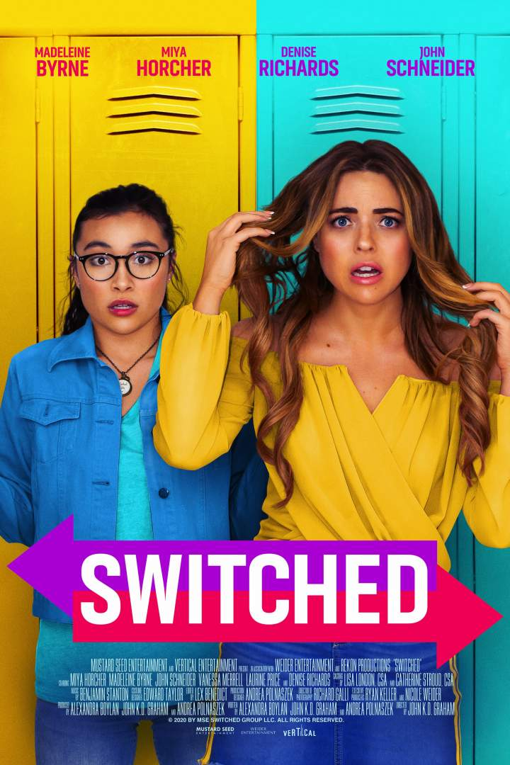 LATEST 2020 MOVIE: Switched [Download Mp4]