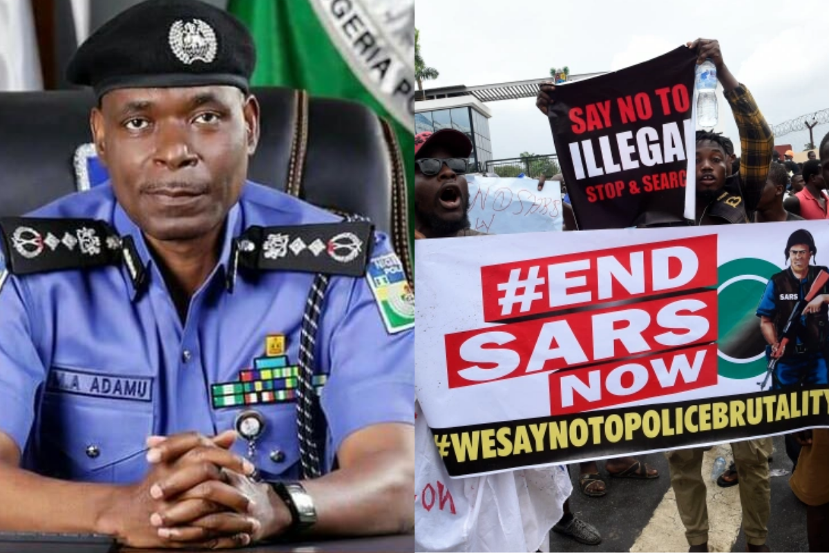 BREAKING NEWS: IGP sets up new unit to renames FSARS to SWAT