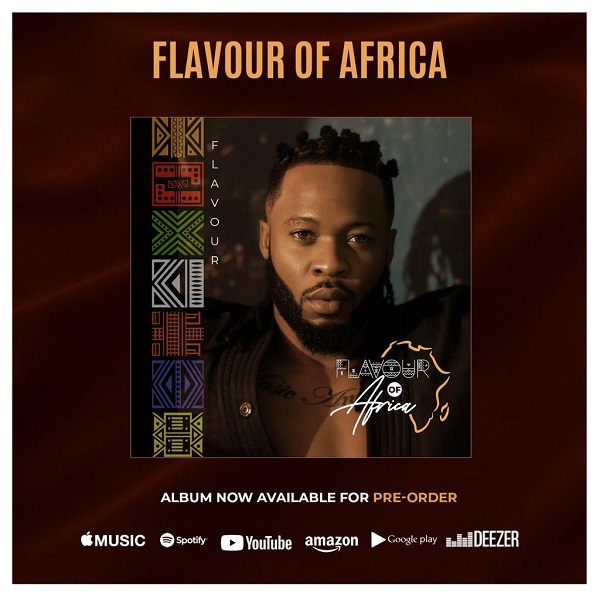 Flavour is to release new Album tagged 'Flavour of Africa' this December