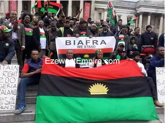 BIAFRA NEWS: Out note on Biafra separatists has been taken down for review – British Govt