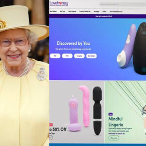 """Queen Elizabeth has honoured the UK's biggest sex toy company with a top award. Lovehoney, based in Bath, has received the Queen's Award for Enterprise for """"outstanding continuous growth"""" over the last six years. The firm's overseas sales have grown from £12 million to £56 million since 2015. The award will allow Lovehoney to use the Queen's Award emblem in advertising, marketing and on packaging for five years, and is considered a symbol of quality and success. Debbie Bond, Lovehoney's chief commercial officer, said: """"We are thrilled to have received official recognition from the Queen.""""Her Majesty has been a wonderful supporter of Lovehoney as we have grown into being the world's leading sexual wellness brand. """"Royal patronage will help us to create more jobs at our Bath headquarters and in our international offices and spread the sexual happiness message globally. """"The Queen is the UK's greatest trade ambassador and royal approval shows again how mainstream shoppers and retail outlets are embracing sexual wellness products as never before and appreciating their importance in improving overall well-being – a particularly important message as we come out of lockdown after a stressful year living with the pandemic."""" The award has been described as """"the highest accolade for business success."""" This is the second time the company has received a Queen's Award, after being given the International Trade accolade five years ago."""