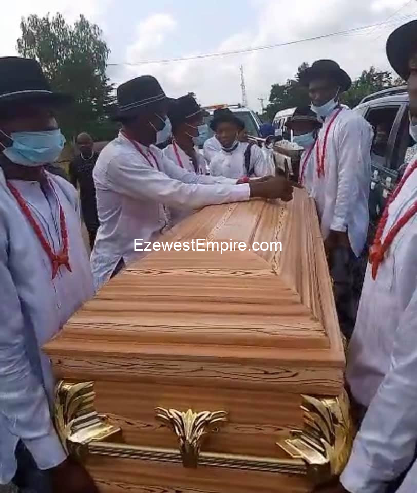PHOTOS: Comedienne, AdaJesus is laid to Rest RIP