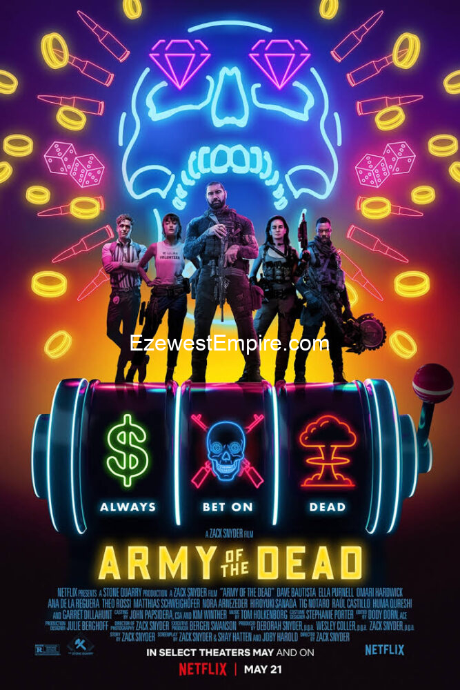 2021 MOVIE: Army Of The Dead (Download Mp4)