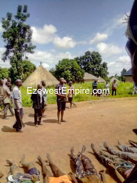 #BenueUnderAttack: Outrage as Fulani herdsmen kill 36 persons including students in Benue State community