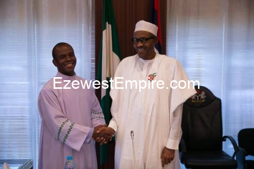 """""""Rev. Father Mbaka is making noise because we refused to give him contract""""—Garba Shehu"""