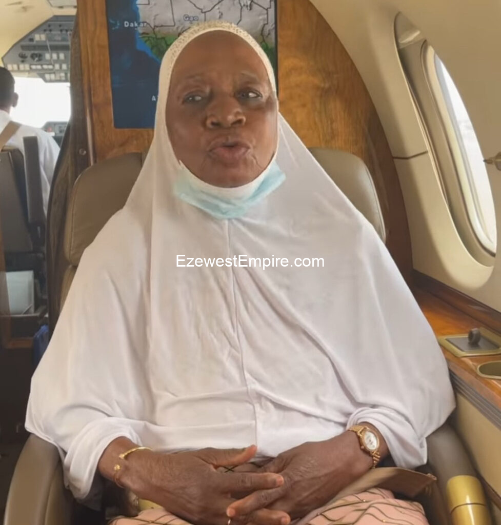 Jude Odion ighalo's mother