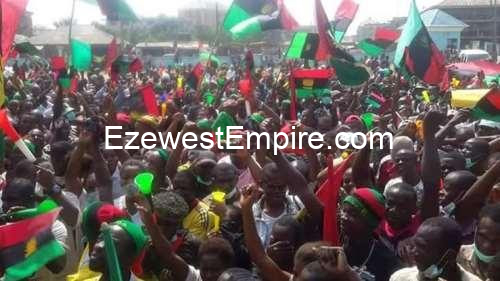 #IPOBLockDown: There is No going back on the Sit-At-Home Order – IPOB