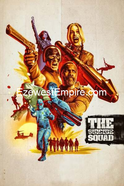 2021 MOVIE: The Suicide Squad (DOWNLOAD MP4)